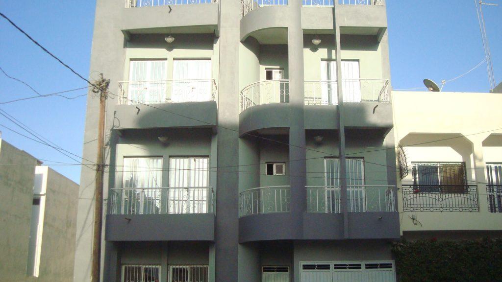 Construction Immeuble R+2 Liberté 6 Extension