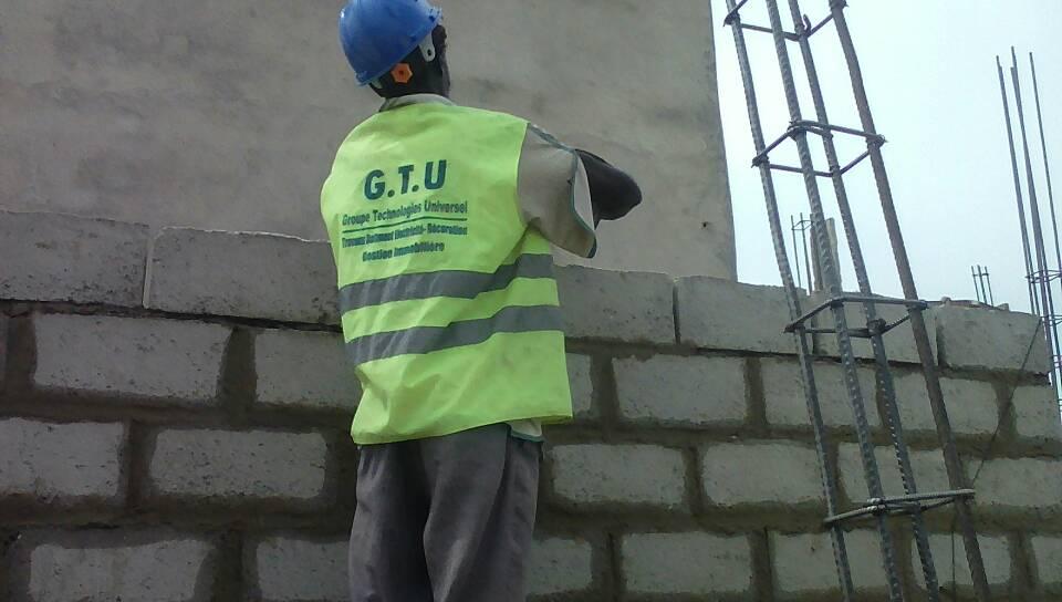 Évolution chantier Zac Mbao