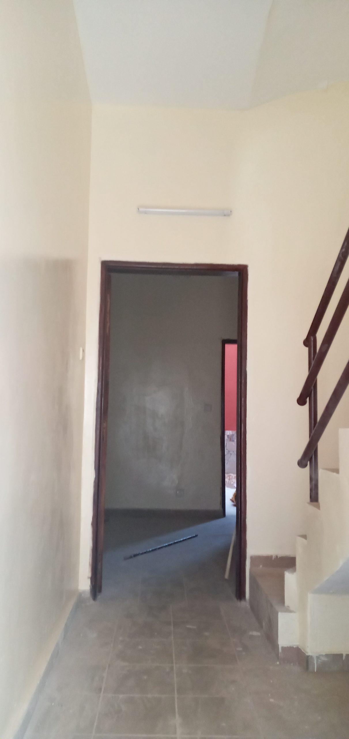 Finition chantier Liberté 5: R+2 étages